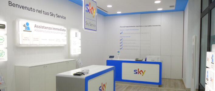 Sky service Elettronica Strianese